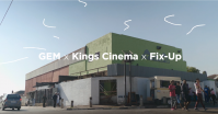 GEM x Kings Cinema x Fix Up (2019)